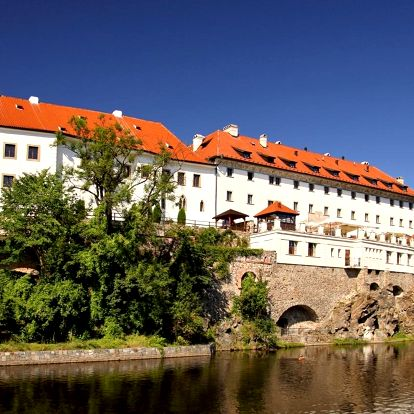 Jižní Čechy: Hotel Růže