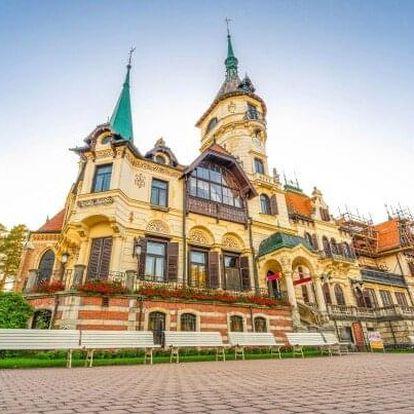 Valašsko v Hotelu Sirákov *** u Zlína s vínem, privátním wellness a plnou penzí