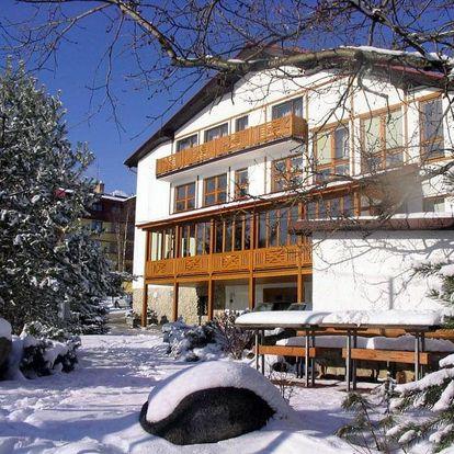 Oblíbený hotel v Tatrách se vstupem do SPA by L'Occitane v hotelu Lesná