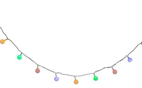 Marimex | Světelný párty mini řetěz 180 LED - barevná | 18000476