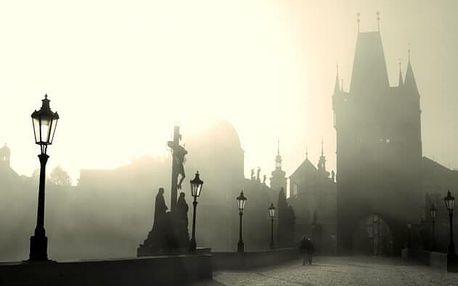 Strašidelná Praha pro celou rodinu