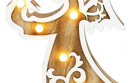 Marimex | Nature anděl 8 LED | 18000267