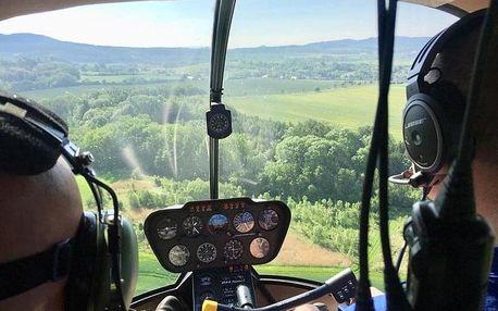 Den pilotem a mechanikem R44