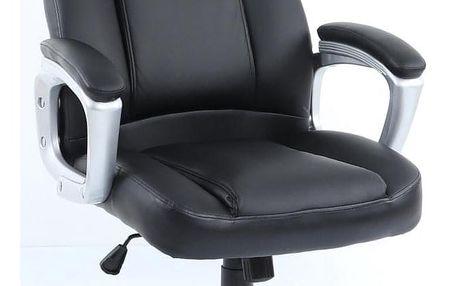 Kancelářské křeslo Komfort C006 černé 4075