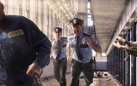 Kriminál: 60min. promakaná únikovka pro 2–4 hráče