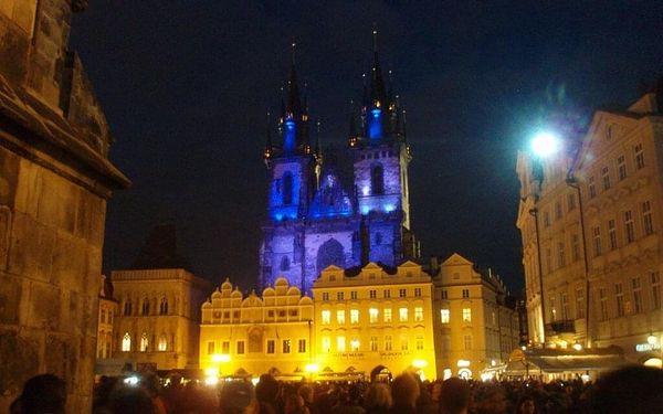 Strašidelná Praha pro celou rodinu | Praha | celoročně | cca 1,5 hodiny2