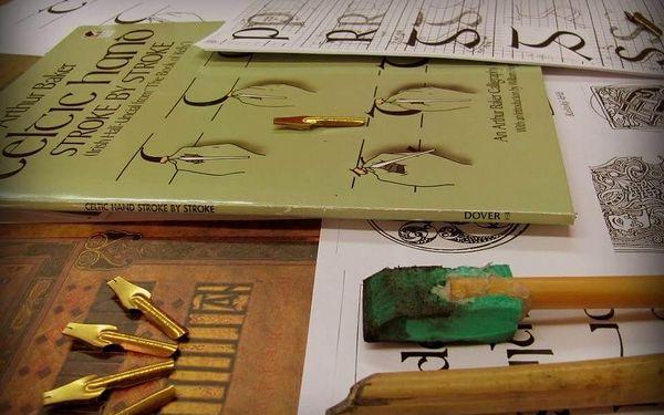 Kurz kaligrafie pro dva   Havlíčkův Brod   celoročně o víkendech   3 hodiny4
