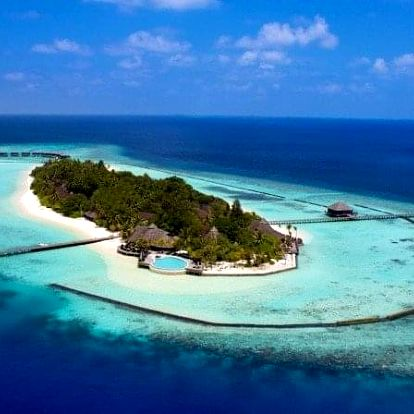 Maledivy - Lhaviyani Atol na 10 dní, plná penze s dopravou letecky z Prahy, Lhaviyani Atol