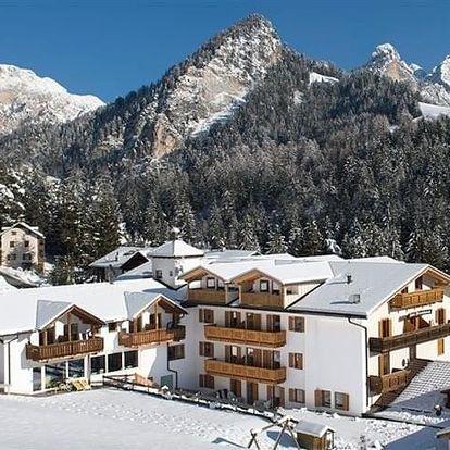 Itálie - Val di Fassa e Carezza na 4 až 7 dní, polopenze, Val di Fassa e Carezza