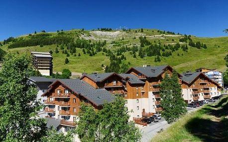 Francie - Alpe d´Huez na 5 až 15 dní, bez stravy, Alpe d´Huez