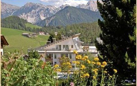 Itálie - Alta Badia na 4 až 6 dní, polopenze, Alta Badia