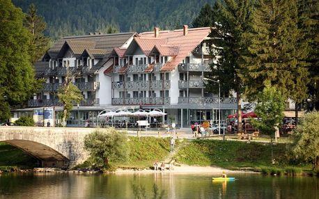 Slovinsko - Bohinj na 3 až 7 dní, polopenze, Bohinj