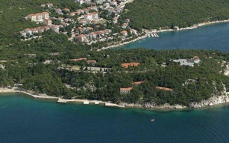 Chorvatsko - Crikvenica na 10 dní, polopenze s dopravou autobusem, Crikvenica