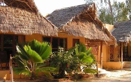Zanzibar - na 9 až 10 dní, snídaně s dopravou letecky z Prahy