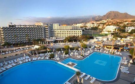 Kanárské ostrovy - Tenerife na 8 dní, polopenze, plná penze nebo snídaně s dopravou letecky z Prahy, Tenerife
