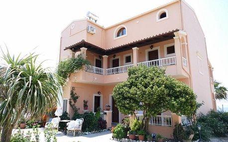 Řecko - Korfu na 11 až 12 dní, bez stravy s dopravou letecky z Brna nebo letecky z Ostravy, Korfu