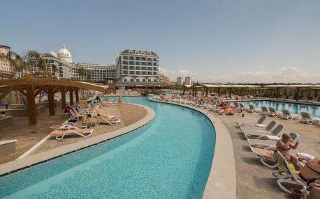 Turecko - Antalya na 8 dní, s dopravou letecky z Prahy, Antalya