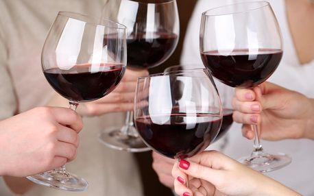 Dárkový voucher na lahvové víno z vinného sklípku