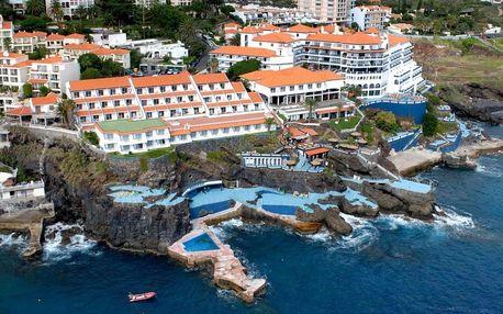 Madeira - Caniço na 3 až 8 dní, snídaně s dopravou letecky z Prahy, Caniço