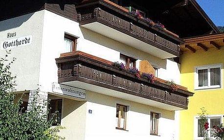 Rakousko - Kaprun / Zell am See na 5 až 8 dní, bez stravy, Kaprun / Zell am See