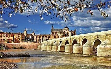 Španělsko letecky na 8 dnů, polopenze
