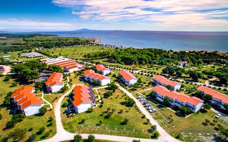 Chorvatsko - Istrie na 8 až 10 dní, bez stravy s dopravou autobusem, Istrie
