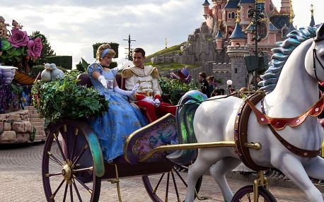 4denní zájezd do Paříže včetně pohádkového Disneylandu