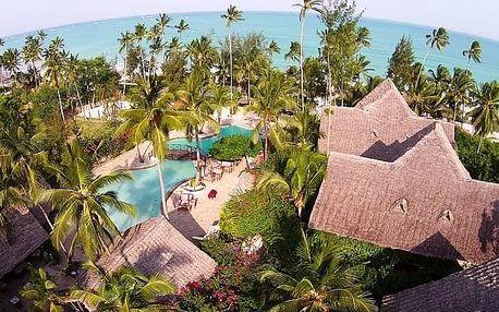 Zanzibar - Uroa na 9 až 11 dní, snídaně, all inclusive nebo light all inclusive s dopravou letecky z Prahy, Uroa