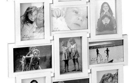 Emako Obdélníkový rámeček - pro 12 fotek