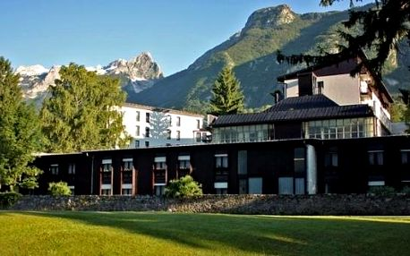Slovinsko - Julské Alpy na 4 dny, polopenze nebo snídaně, Julské Alpy