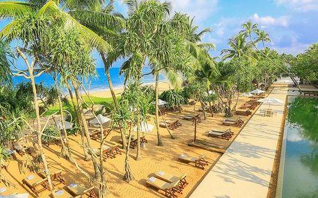 Srí Lanka - Induruwa na 8 až 10 dní, snídaně, polopenze, plná penze nebo all inclusive s dopravou letecky z Prahy, Induruwa