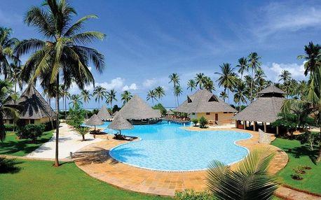 Zanzibar - Kiwengwa na 9 až 14 dní, all inclusive s dopravou letecky z Prahy, Kiwengwa