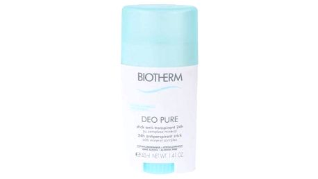 Biotherm Deo Pure 24h 40 ml antiperspirant deostick pro ženy