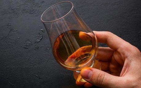 Degustace špičkových alkoholů