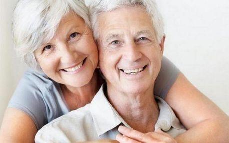 Lázeňský pobyt pro hosty starší 55 let v Horní Bečvě