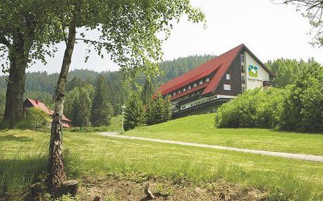 Romantický pobyt na horách v Horní Bečvě