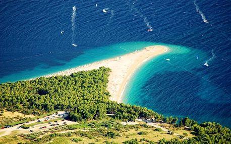 Chorvatsko Makarská riviéra s výlety v ceně, pobytově poznávací záj..., Dalmácie - Splitská oblast