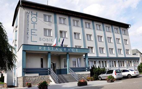 Víkend pro akční turisty ve Volarech