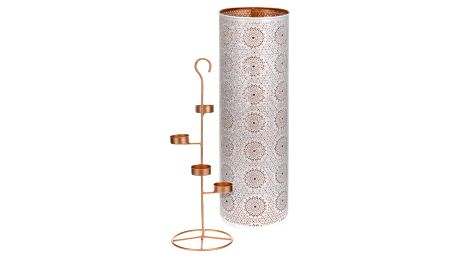 Emako Stojan na čajové svíčky, lampion 50 cm