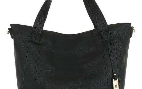 Dámská černá kabelka Orakina 9435