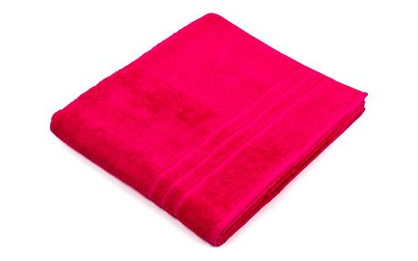 Profod Osuška Exclusive Comfort XL růžová, 100 x 180 cm