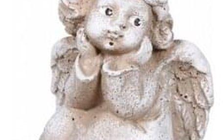 Vánoční svíčka Andílek Gabriel