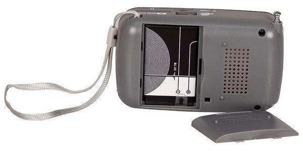 Orava RP-130 R přenosný radiopřijímač3