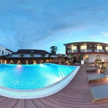 Slnečná jezera - Senec: víkend v Hotelu Sun **** s polopenzí a bohatým wellness