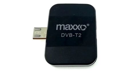 Maxxo T2 HEVC/H.265 mobile HD TV