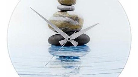 WENKO Meditace Nástěnné hodiny 37 cm