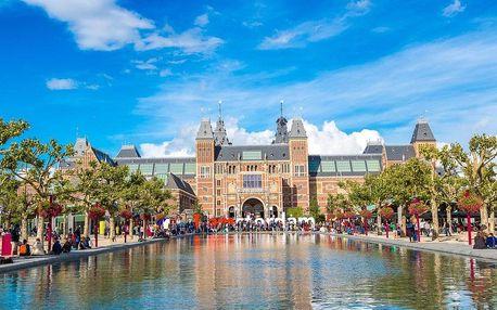 Amsterdam, ochutnávka sýrů a malebný přístav Volendam, Amsterdam