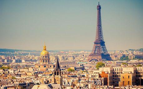 Valentýn v Paříži - jeden den ve městě lásky, Île-de-France