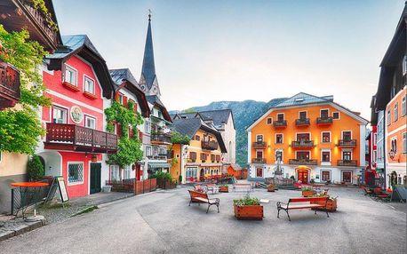 Hallstatt a Festival narcisů v Bad Aussee, Štýrsko