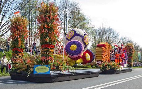 Amsterdam, Keukenhof a květinové korzo 2020, Keukenhof